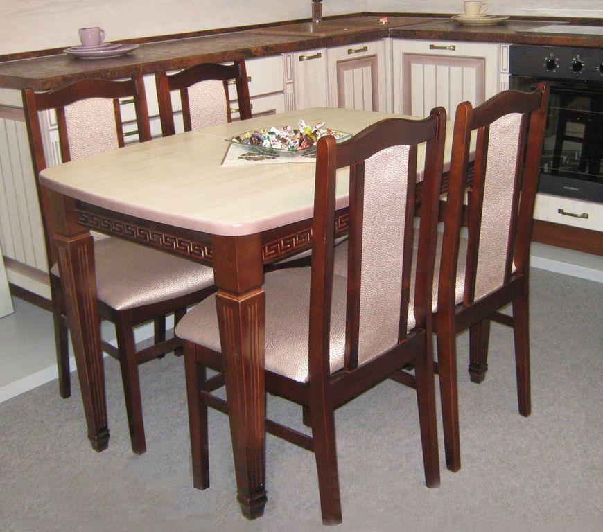 Используя наши столы и стулья, Вы можете выбрать обеденные группы, подходящие именно Вашему интерьеру